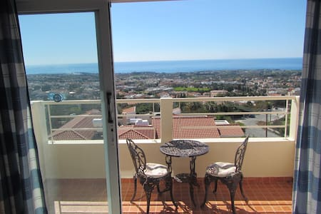 Studio in Peyia Center,stunning views,Coral Bay - Peyia