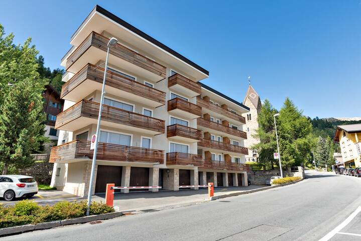 Chesa Cuntainta - St. Moritz