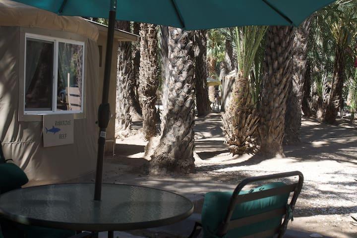 Ignacio Springs Bed & Breakfast, Roberto's Reef Yurt