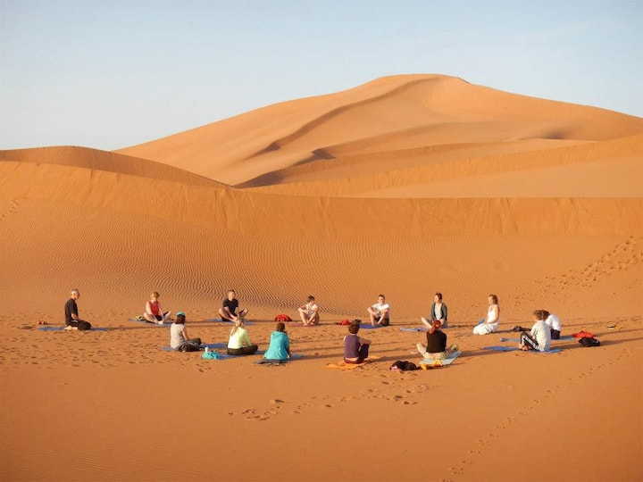 Amazing trips around Morocco desert