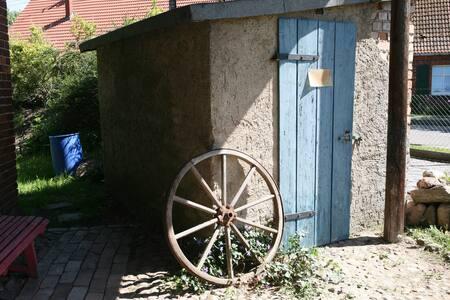 Stellmacherei an der Mecklenburger Seenplatte - Passow OT Welzin - Apartment - 2
