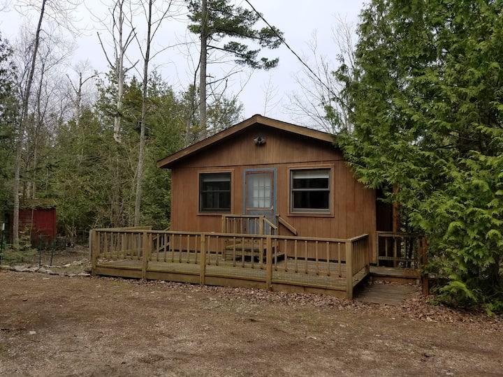 North Woods Cabin