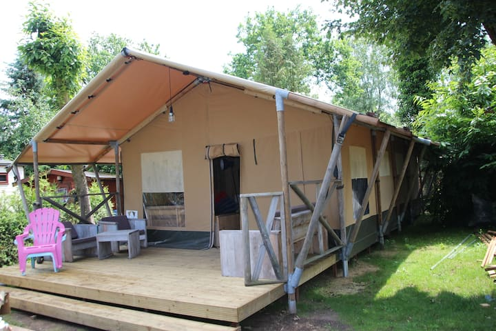 Perfect Glamping! | Bospark op Veluwe l W121