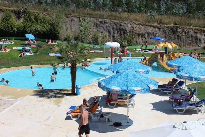 Quarto do Lagar Quinta d'Areda Wine&Pool