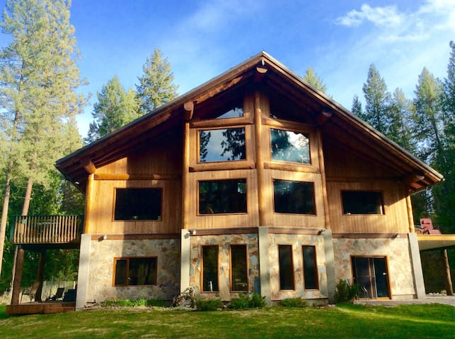 Island Beach Bed & Breakfast - Kootenay Boundary C