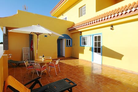Apartment, Blick auf den Atlantik - Valle Gran Rey