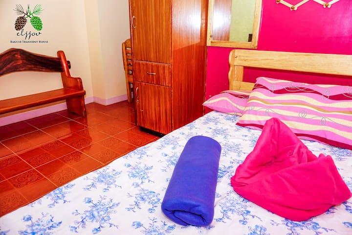 Eljjov's Baguio Transient House Unit 21