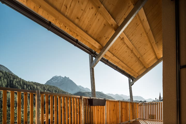 Holiday Home ChasaFilli Scuol for 4 - Scuol - Flat