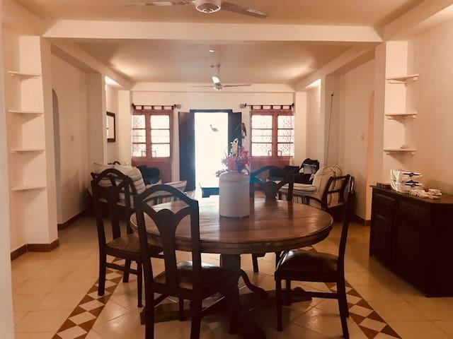 Malindi Home in Tropical Garden