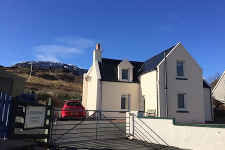 Leabank Bed and Breakfast - Staffin - Bed & Breakfast