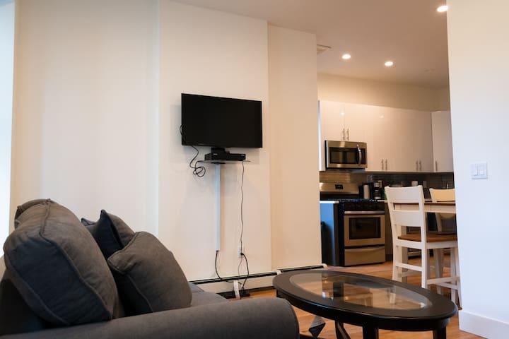 Massive 3 Bedroom Duplex- Prospect Heights