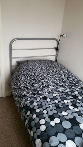 Single room for simple needs - Wigston - Ev