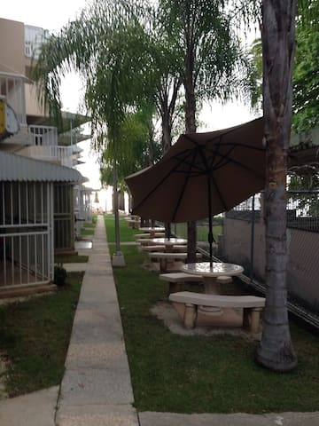 Beachfront apartment with kayaks - Cabo Rojo - Apartment