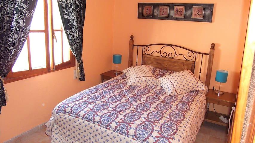 Gemütliches Haus nahe Traumstrand - Guardamar del Segura - Huis
