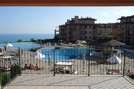 Kaliakria Sea View Apartment - Topola - Huoneisto