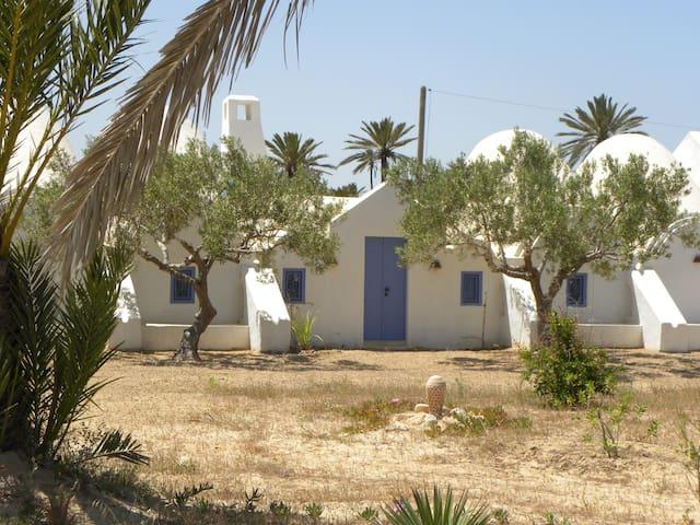 Dar Gaïa - Vivre Djerba autrement - Djerba Midun - Bed & Breakfast
