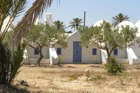 Dar Gaïa - Vivre Djerba autrement - Djerba Midun