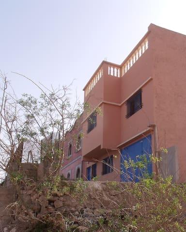 Maison à louer à Sidi r'bat  - MASSA - Casa