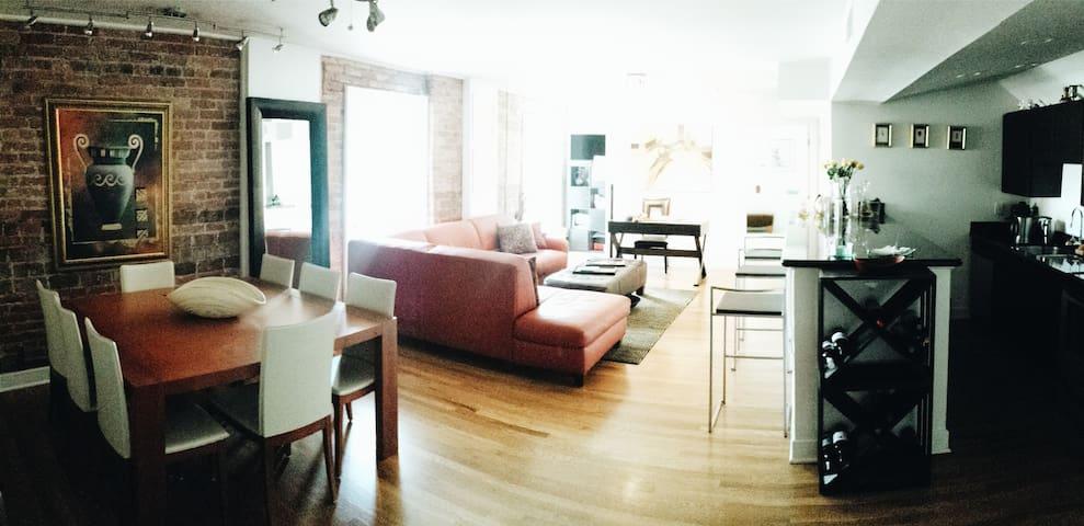 LoftyLoft @ Short North + Parking - Columbus - Apartment