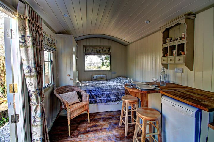 Shepherd's Hut, Framlingham Suffolk