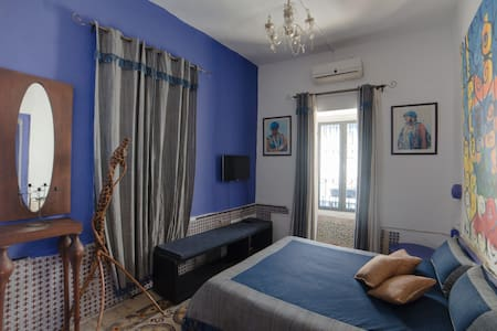 sidi bou said chambre fell - Bed & Breakfast