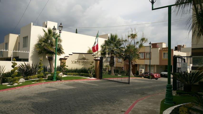 Casa En Tlaxcala De Xicotencatl