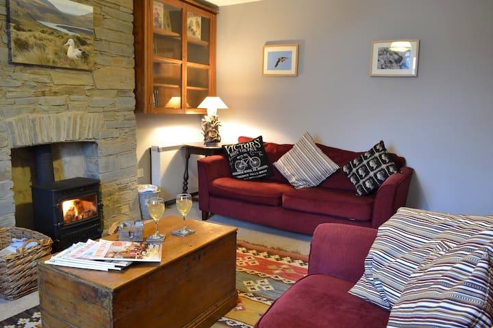 Boutique West Wales Cottage - Cilgerran - Dom