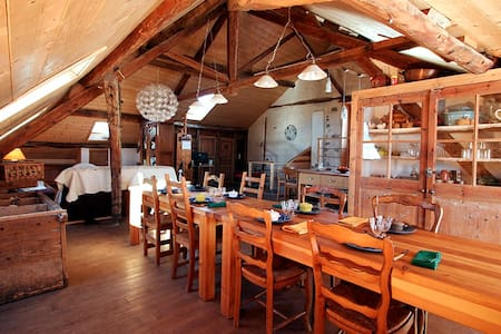 Chambre d'hôtes les chanterelles  - Seyne-les-Alpes - Bed & Breakfast