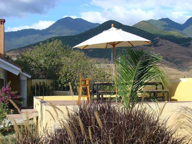 Great villa with spectacular view - Oaxaca - Villa