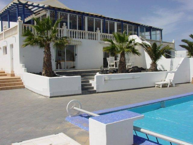 Apartment mit Meerblick über Playa Blanca und Pool - Playa Blanca - Apartment