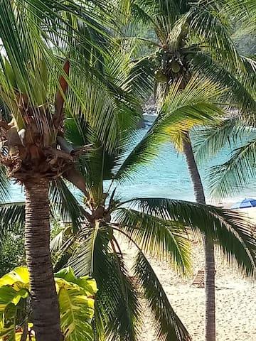 New loft, Playa Rinconcito, breakfast included
