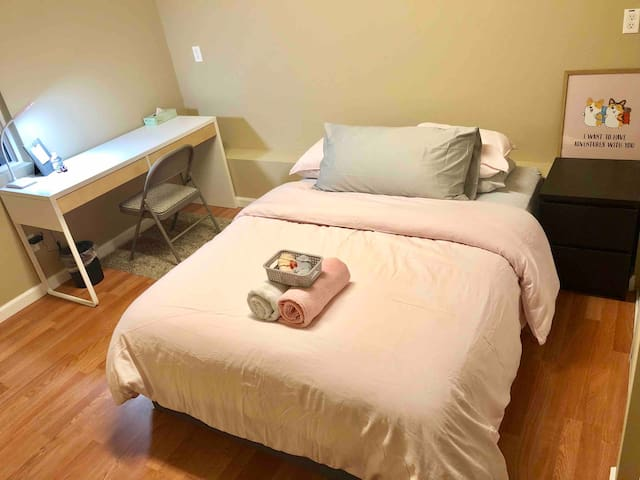 ★New★ Cozy Home in South SF [Room B]