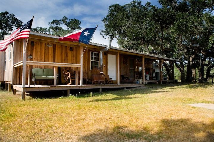 Koch Ranch - Camp House
