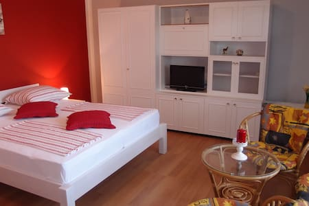 Family apartments in Trogir - Apartment