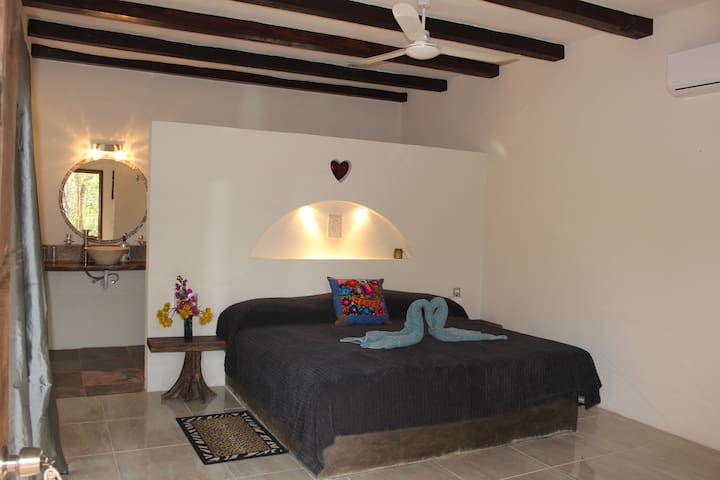 Cabana Jaguar  Macario Gomez - Macario Gómez - Bed & Breakfast