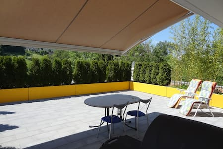 Room to rent in a flat with terrasse - Gattikon