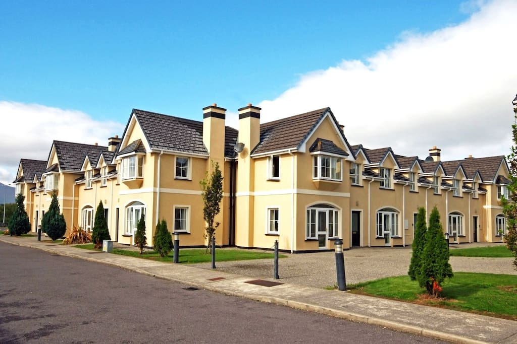 Exterior view of our Holiday Home