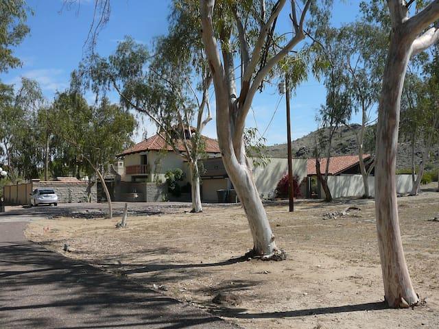 Casita at base of South Mountain - Phoenix - Apartamento