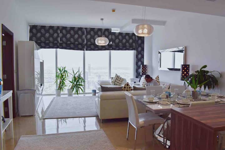 Fully Furniture Apartment for Rent in Rafal Tower