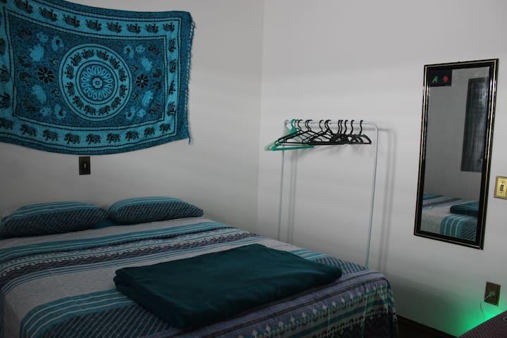 Quarto confortável em casa ampla :) - São Carlos - Rumah