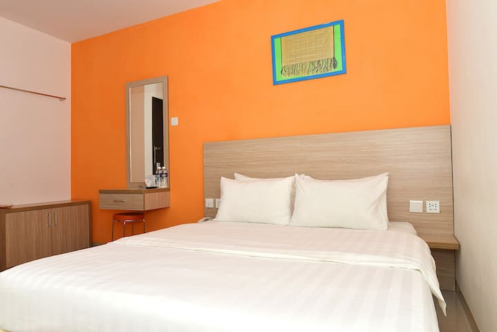 Superior Room @ Hotel Fresh One Batam