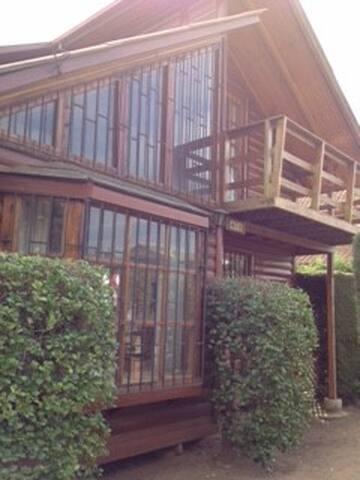 Cabaña para 6 personas Sector El Canelo - Algarrobo - Cottage