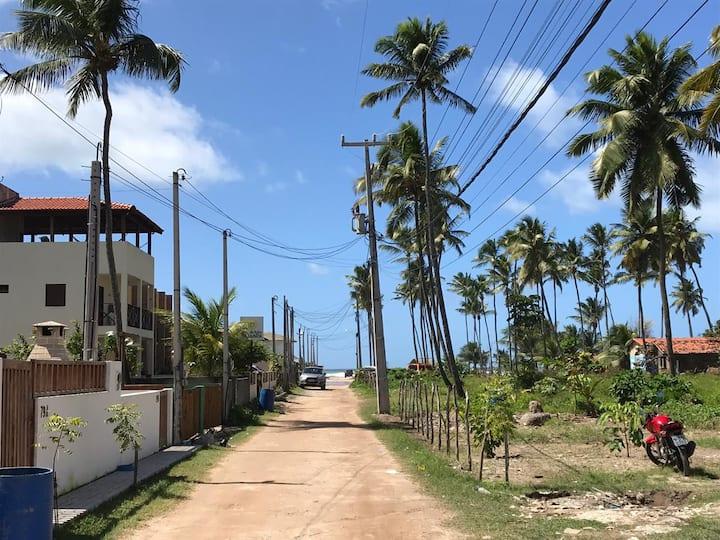 Casa Maracaípe  Vila de Todos os Santos 70m do mar