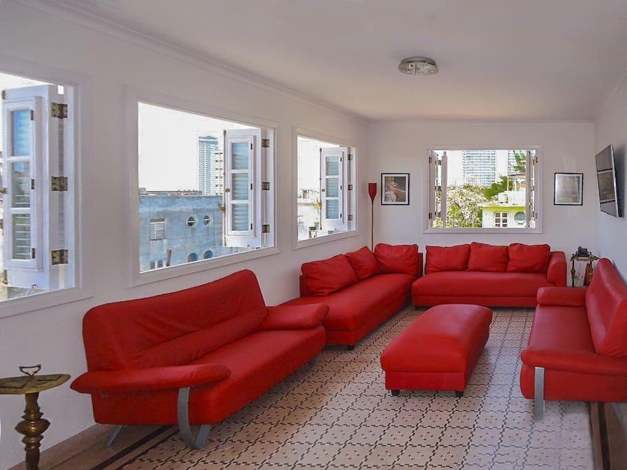 Sala de estar (WiFi service)