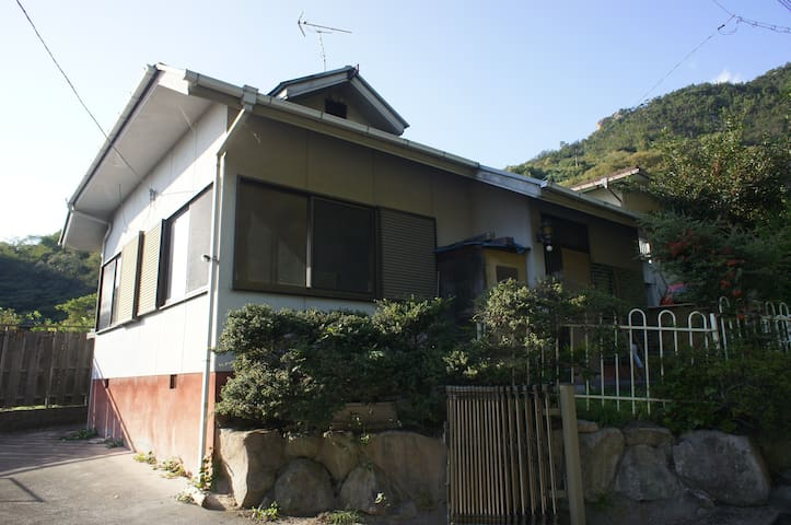 Onomichi sea-side cotage in Tachibana - 尾道市 - Casa