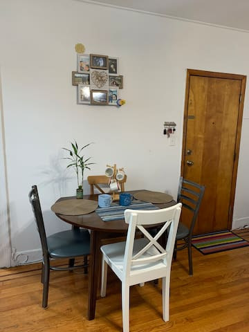 Private Apartment 10 minutes from NYC