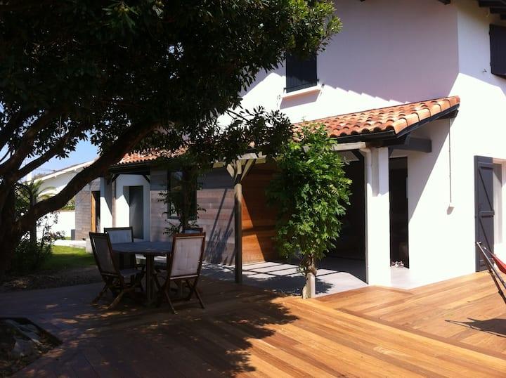 très belle Villa Anglet Chiberta