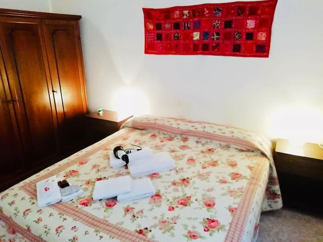 Double room MATTEO at RealVenetians House