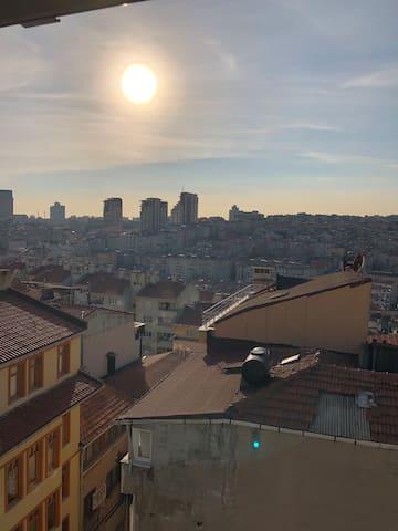 Shared Flat / Beşiktaş / Abbasağa