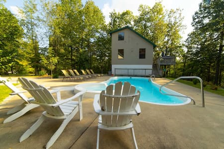 Oak Mountain Cabin | Pool & Hot Tub!!